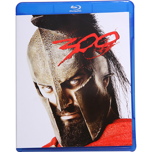 Capa do Blu Ray 300