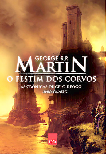 Livro O festim dos Corvos