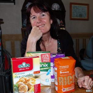 Micaela Stafford só conseguiu comer arroz durante 12 anos