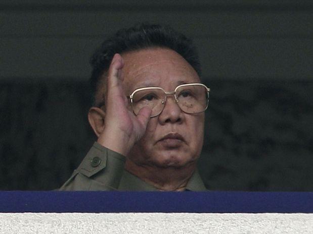 Lider Coreano Kim Jong