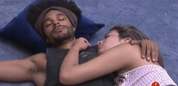 Daniel e Monique