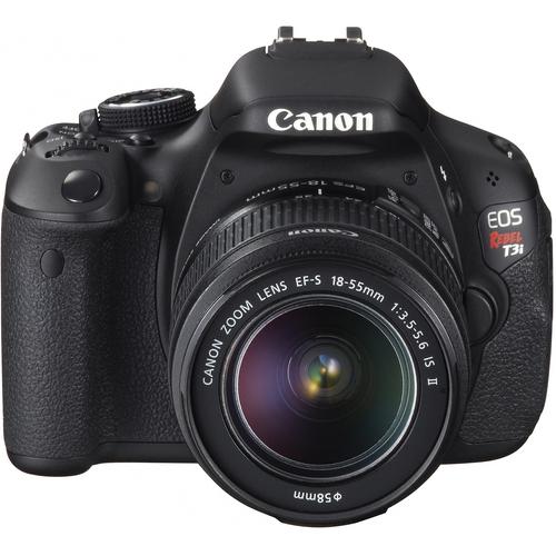 Frente da Canon T31