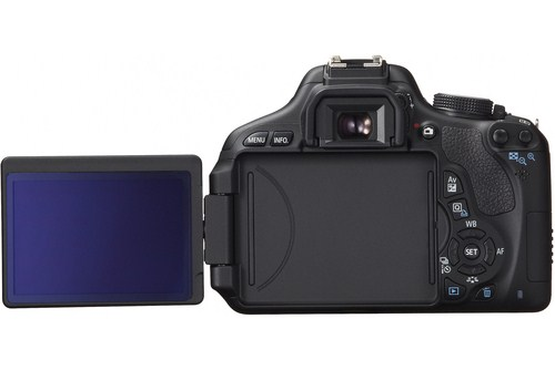 Fundo da Canon T3i
