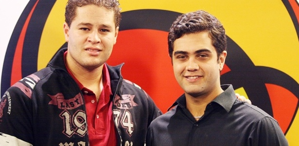 Pedro Leonardo e Thiago