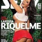 capa da da Sexy Larissa Riquelme