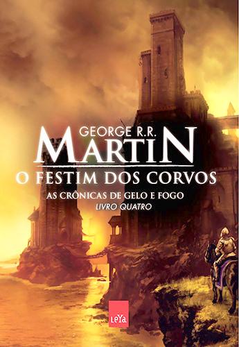 Livro O festim dos Corvos