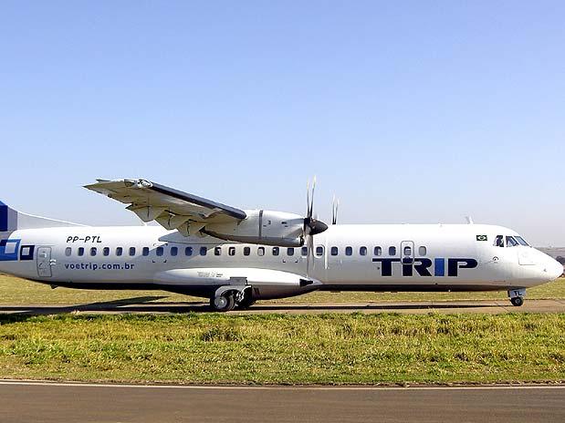 aviao trip