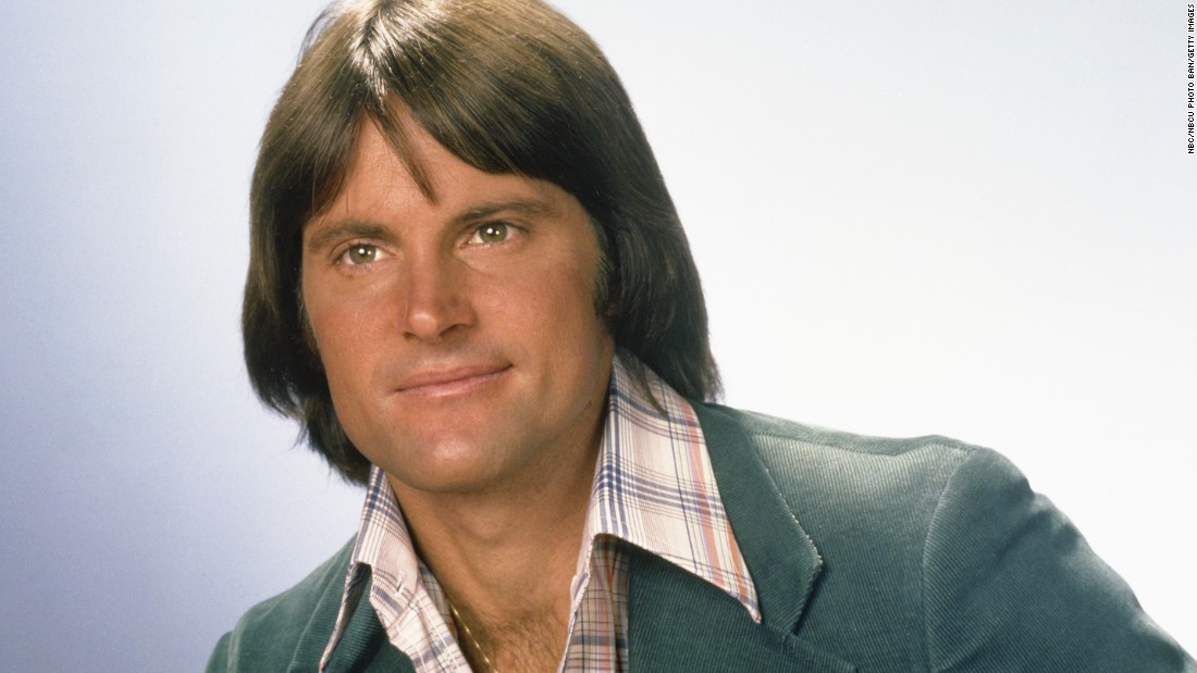 VARIOUS PERSONALITIES -- Pictured: Bruce Jenner -- (Photo by: NBC/NBCU Photo Bank)