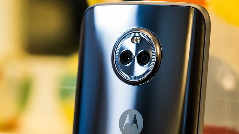 Motorola Moto X4 Topázio