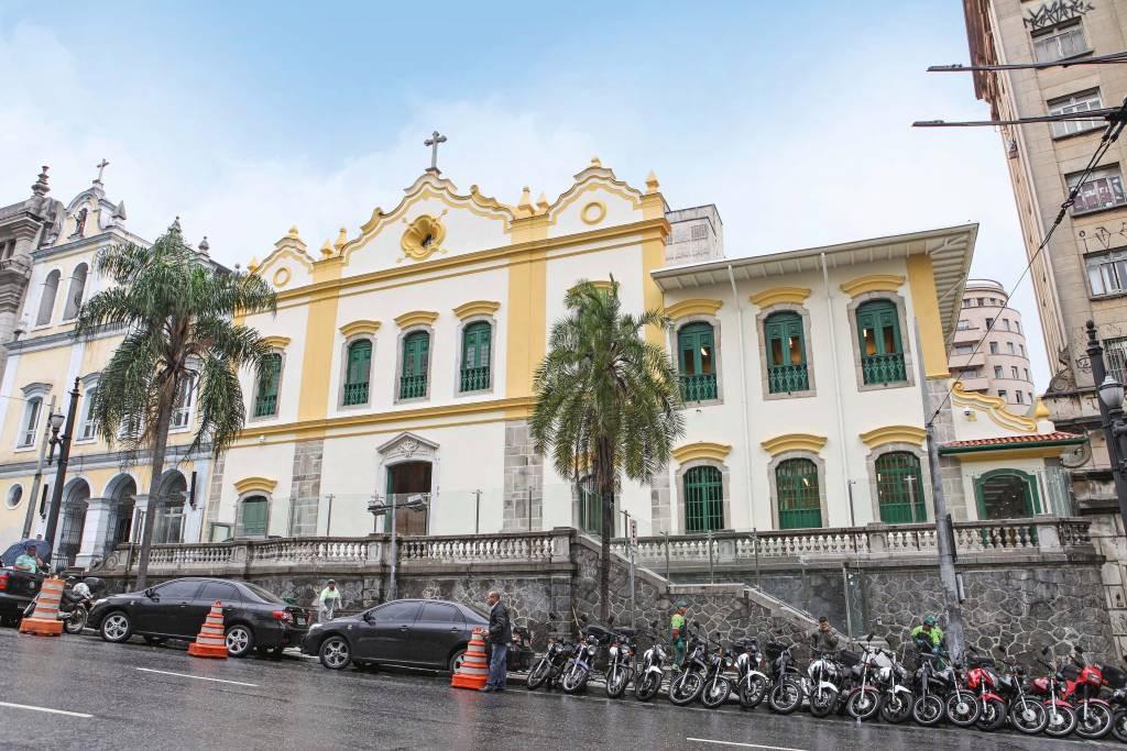 Igreja Das Chagas Do Seráfico Pai São Francisco