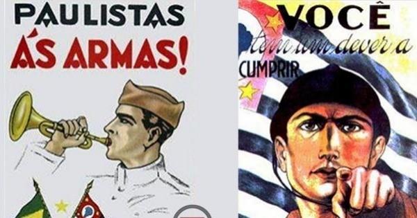 Revolta Constitucionalista De 32